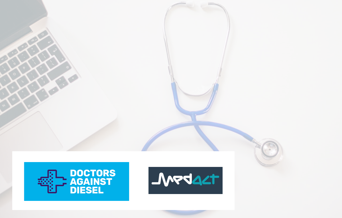 Public Health Campaigning Organisation Medact provide resources for Harcus Parker litigation on the impact of diesel emissions on health